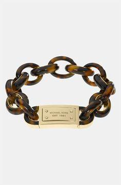 Michael Kors 'Heritage' Bracelet available at #Nordstrom