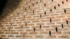 Lewerentz - open brickwork