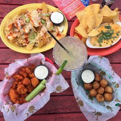 Satisfy your appetite at Nacho Hippo Cantina Maximo! | Market Common | Myrtle Beach | North Myrtle Beach | South Carolina | Myrtle Beach Area Restaurants