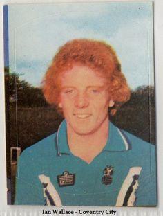 Friday Football Sticker Flashback, Special Edition: The Half-Century 'Horror Hair' Hall Of Shame! Football Stickers, Football Cards, Football Players, Friday Football, Chris Wright, Coventry City, Everton Fc, Football Photos, Vintage Football