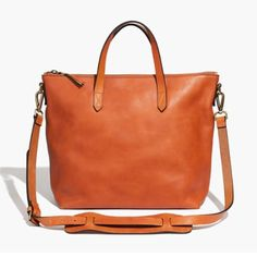 NWT Madewell Zip Transport Tote Description in last picture! Color is English Saddle! PERFECT BAG! Madewell Bags Crossbody Bags
