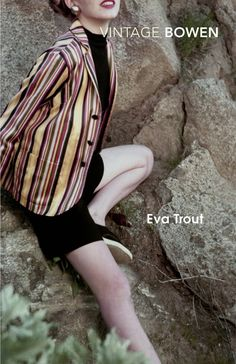 Eva Trout by Elizabeth Bowen, available at Book Depository with free delivery worldwide. Vintage Book Covers, Vintage Books, Tessa Hadley, Elizabeth Bowen, Henry Green, Evelyn Waugh, Books Australia, Vintage Classics, Small Moments