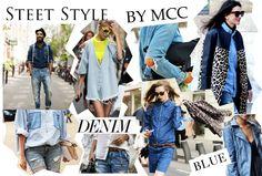 # jean #blue #inspiration #tendencies #style http://myclosetconspiracy.tumblr.com/