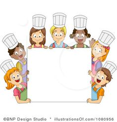 Home Economics Clipart - Illustration by BNP Design Studio Borders For Paper, Borders And Frames, School Labels, School Clipart, Board Decoration, Page Borders, Autism Activities, Cute Wallpaper For Phone, Home Economics