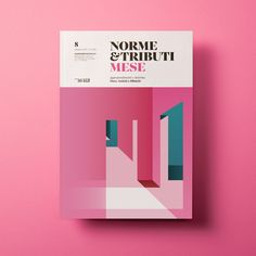 An Italian Economic Revue features better cover designs than most design magazines Magazine Design, Graphic Design Magazine, Web Design, Grid Design, Layout Design, Design Art, Design Editorial, Editorial Layout, Grafik Magazine