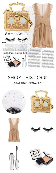 """""""Personal Chandelier"""" by krstneii ❤ liked on Polyvore featuring Lollipop, Dolce&Gabbana, Chloé and Benefit"""