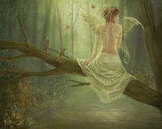 Lost Tears - Fantasy Artwork by Veronica Atanacio  <3 <3
