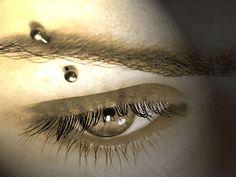 I got: Eyebrow! What Body Part Should You Pierce?