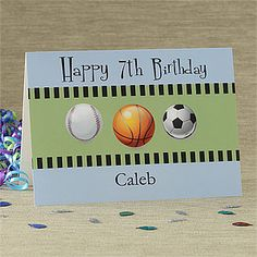 Tomboy sports birthday card diy cards pinterest cards diy sports birthday cards google search m4hsunfo