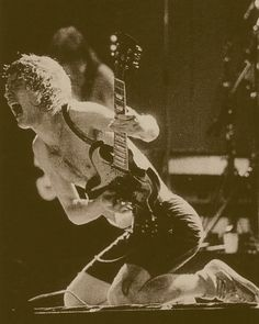 Angus Young - AC/DC, 1979
