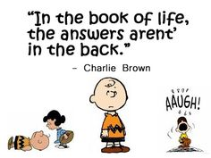 There are no right answers ...So live live & don't be affraid to make mistakes! #funny #wisdom #quotes #motivation #cartoon #inspiration