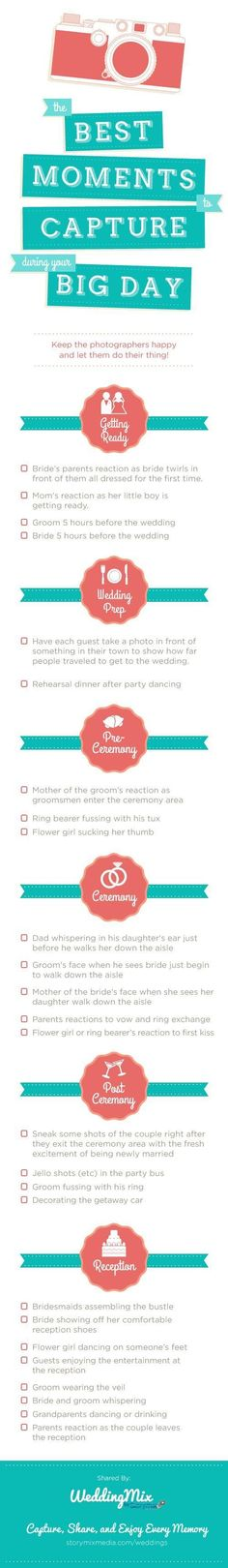 It's a great thing to come across wedding planning tipspackaged so nicely. With that in mind, we're sharing some pretty resourceful tools below to reference during the planning process. From advice on how to addressinvitations down to a comprehensive bridal bouquet guide, these infographics will give you a push in the right direction. Take a […]