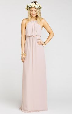 Amanda Maxi Dress ~ Show Me the Ring Crisp ~ Show Me Your Mumu