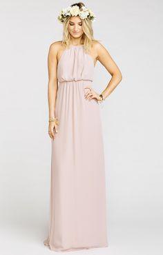 Amanda Maxi Dress ~ Show Me the Ring Crisp ~ Show Me Your Mumu