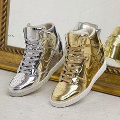 Fresh Nike's, I WANT THEM! www.redreidinghood.com