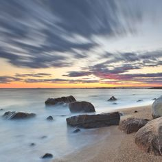 Stretching for more than two miles along Long Island Sound in the town of Madison, Hammonasset Beach State Park is Connecticut's longest shoreline park and the state's most popular attraction. The charms of Hammonasset are myriad, from playing on the shor