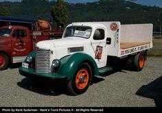 International KB trucks | 1947 International KB5 owned by the Atchelitz Threshermens Association