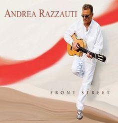 El guitarrista italiano de Smooth Jazz Andrea Razzauti