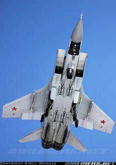 MiG-31 Foxhound, pretty sick plane