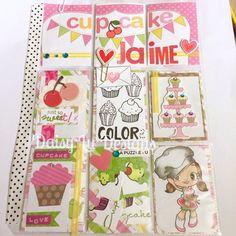Cupcake cutie!!! By Vero Z.