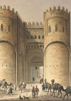 The new Fatimid Caliphate exerts control over the coast of Algeria. Fatimid Caliphate, Pisa, Barcelona Cathedral, Coast, Tower, History, Travel, Rook, Historia