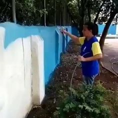 Wall Painting Decor, Flow Painting, Spray Painting, Painting Tips, Diy Home Crafts, Diy Home Decor, Paint Runner, Garden Projects, Diy Projects