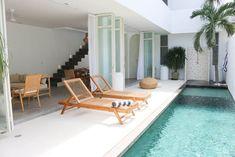 Villa Design, House Design, Design Design, Conception Villa, Small Villa, Pool Landscape Design, Small Pool Design, Model House Plan, Small Backyard Pools