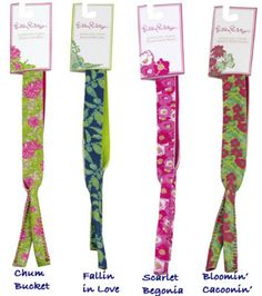 Lilly Croakies make great stocking stuffers! #LillyHoliday