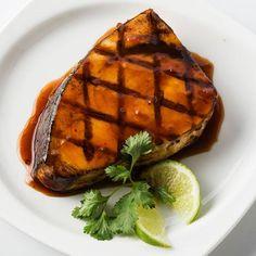 Sesame Soy Swordfish