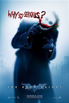 Why so serious?   :: the Dark Knight(2008)