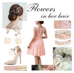 """Flowers in her Hair"" by monique-joanne ❤ liked on Polyvore featuring Canopy Designs, Avenue, Rebecca Minkoff, Charlotte Russe and Smith & Cult"