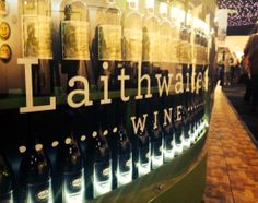 Gorgeous Hire provided the Glassware for Laithwaite's Wine