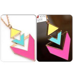 arrow necklace P150