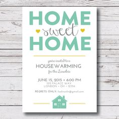 26 Housewarming Invitation Wording Examples Pinterest