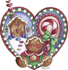 Sweet heart candy