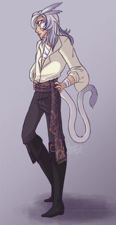 Kuja     Final Fantasy IX Fan Art by silentcartoon on Tumblr