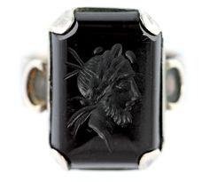 Black As Midnight! #voguet by Denise on Etsy