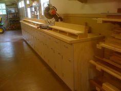 My Sawbench - by JayDee @ LumberJocks.com ~ woodworking community