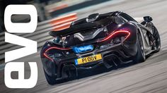 McLaren P1 Hybrid Ultracar: Flames, drifts and an unforgettable noise | evo REVIEW