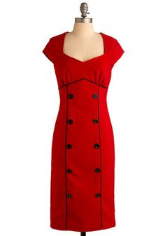 Why won't you bring this dress back, Modcloth?