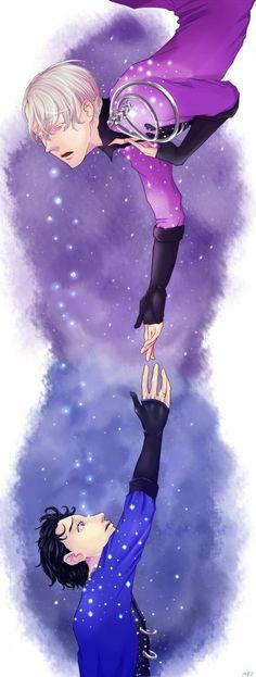 Ongoing ❄ Yuri!!! on Ice | VK