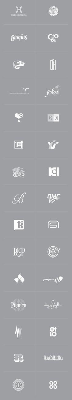 Logos, Symbols, Marks by Manuel Olmo-Rodriguez via blueverticalstudio 2 Logo, Typography Logo, Logo Branding, Branding Design, Freelance Graphic Design, Graphic Design Typography, Graphic Design Illustration, Graphic Designers, Id Design