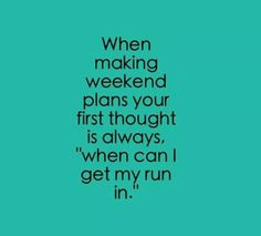 When can I run
