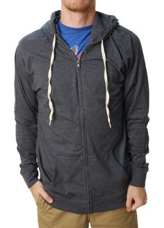 Matix Men's Marshall Fleece Full Zip Hoodie