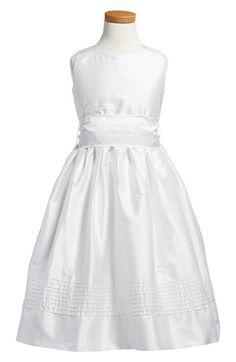 Isabel Garreton 'Timeless' Sleeveless Dress (Little Girls & Big Girls) available at #Nordstrom
