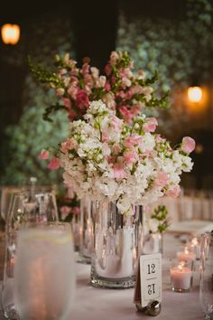 romantic soft flowers for an early spring wedding