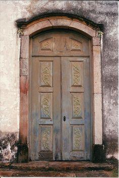 Porta. Ouro Preto, Minas Gerais