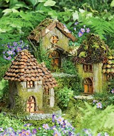 Fairy Garden House - Fairy Garden Cottage | Gardener's Supply