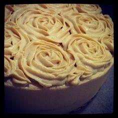 vegan lemon cake - Photo by ahwlee • Instagram