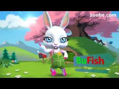 Easter messages for your friends and family — Zoobe - animated video messages, free app for iOS and Android. Get famous characters like The Smurfs, Maya the Bee. Easter Invitations, Easter Messages, Happy Easter Everyone, 3d Animation, Easter Crafts, Easter Ideas, Easter Bunny, Easter Eggs, Tinkerbell